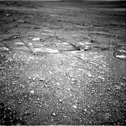 Nasa's Mars rover Curiosity acquired this image using its Right Navigation Camera on Sol 2432, at drive 258, site number 76