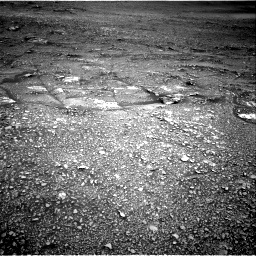 Nasa's Mars rover Curiosity acquired this image using its Right Navigation Camera on Sol 2432, at drive 264, site number 76