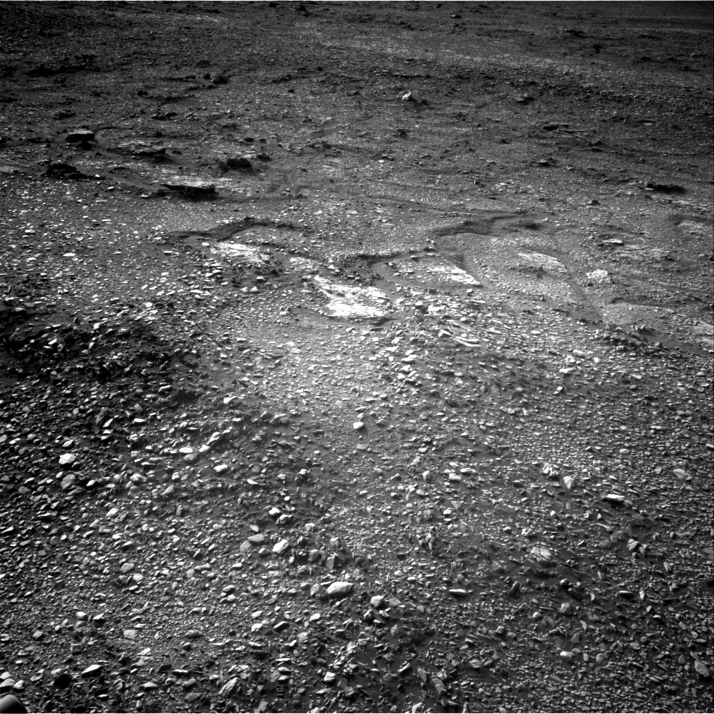Nasa's Mars rover Curiosity acquired this image using its Right Navigation Camera on Sol 2433, at drive 274, site number 76