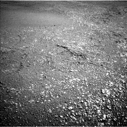 Nasa's Mars rover Curiosity acquired this image using its Left Navigation Camera on Sol 2434, at drive 388, site number 76