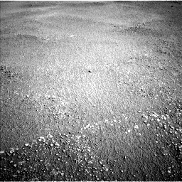 Nasa's Mars rover Curiosity acquired this image using its Left Navigation Camera on Sol 2434, at drive 448, site number 76