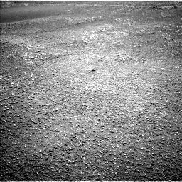 Nasa's Mars rover Curiosity acquired this image using its Left Navigation Camera on Sol 2434, at drive 520, site number 76