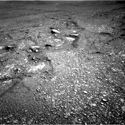 Nasa's Mars rover Curiosity acquired this image using its Right Navigation Camera on Sol 2434, at drive 298, site number 76