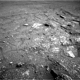 Nasa's Mars rover Curiosity acquired this image using its Right Navigation Camera on Sol 2434, at drive 316, site number 76