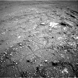 Nasa's Mars rover Curiosity acquired this image using its Right Navigation Camera on Sol 2434, at drive 322, site number 76