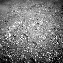 Nasa's Mars rover Curiosity acquired this image using its Right Navigation Camera on Sol 2434, at drive 370, site number 76