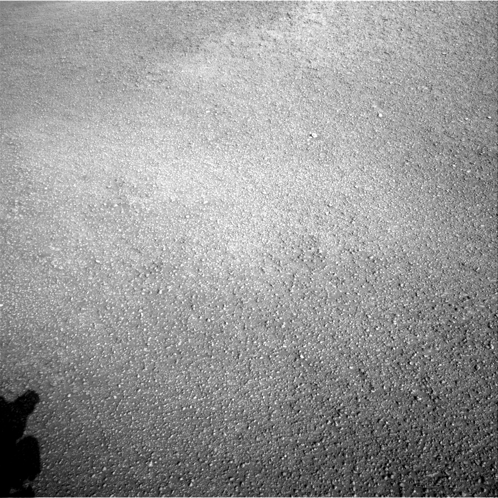 Nasa's Mars rover Curiosity acquired this image using its Right Navigation Camera on Sol 2434, at drive 556, site number 76