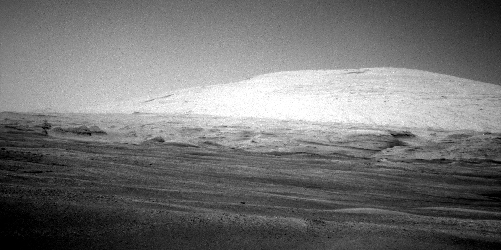 Nasa's Mars rover Curiosity acquired this image using its Right Navigation Camera on Sol 2435, at drive 568, site number 76