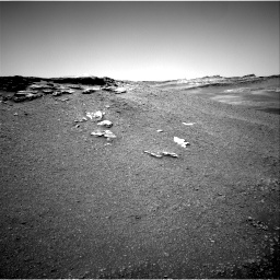 Nasa's Mars rover Curiosity acquired this image using its Right Navigation Camera on Sol 2439, at drive 904, site number 76