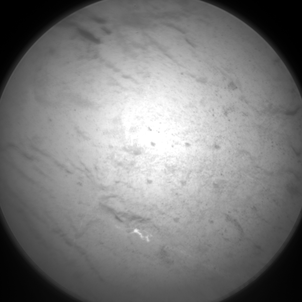 Nasa's Mars rover Curiosity acquired this image using its Chemistry & Camera (ChemCam) on Sol 2441, at drive 988, site number 76
