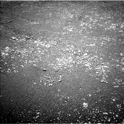 Nasa's Mars rover Curiosity acquired this image using its Left Navigation Camera on Sol 2448, at drive 1168, site number 76