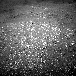 Nasa's Mars rover Curiosity acquired this image using its Right Navigation Camera on Sol 2448, at drive 1228, site number 76