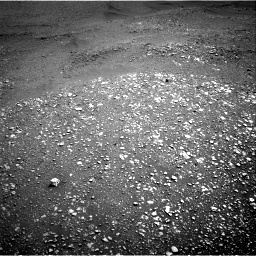 Nasa's Mars rover Curiosity acquired this image using its Right Navigation Camera on Sol 2448, at drive 1234, site number 76