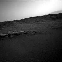 Nasa's Mars rover Curiosity acquired this image using its Right Navigation Camera on Sol 2449, at drive 1336, site number 76