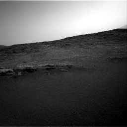 Nasa's Mars rover Curiosity acquired this image using its Right Navigation Camera on Sol 2449, at drive 1342, site number 76