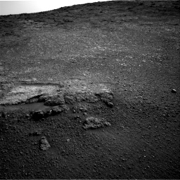 Nasa's Mars rover Curiosity acquired this image using its Right Navigation Camera on Sol 2449, at drive 1372, site number 76
