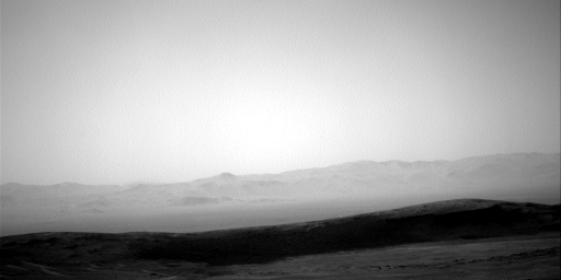 Nasa's Mars rover Curiosity acquired this image using its Right Navigation Camera on Sol 2450, at drive 1384, site number 76