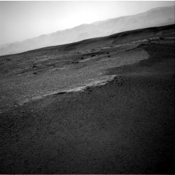 Nasa's Mars rover Curiosity acquired this image using its Right Navigation Camera on Sol 2453, at drive 1402, site number 76