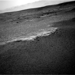 Nasa's Mars rover Curiosity acquired this image using its Right Navigation Camera on Sol 2453, at drive 1420, site number 76