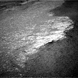 Nasa's Mars rover Curiosity acquired this image using its Right Navigation Camera on Sol 2453, at drive 1462, site number 76