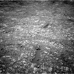 Nasa's Mars rover Curiosity acquired this image using its Right Navigation Camera on Sol 2453, at drive 1516, site number 76