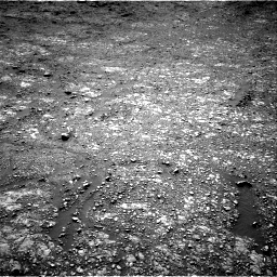 Nasa's Mars rover Curiosity acquired this image using its Right Navigation Camera on Sol 2453, at drive 1522, site number 76