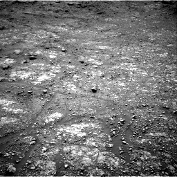 Nasa's Mars rover Curiosity acquired this image using its Right Navigation Camera on Sol 2453, at drive 1528, site number 76