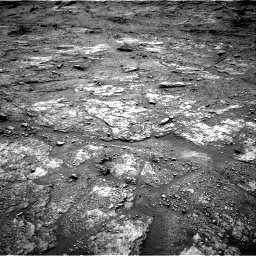 Nasa's Mars rover Curiosity acquired this image using its Right Navigation Camera on Sol 2454, at drive 1630, site number 76