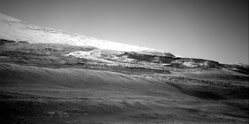 Nasa's Mars rover Curiosity acquired this image using its Right Navigation Camera on Sol 2461, at drive 1714, site number 76