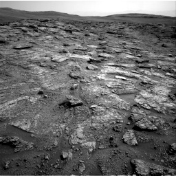 Nasa's Mars rover Curiosity acquired this image using its Right Navigation Camera on Sol 2463, at drive 1720, site number 76