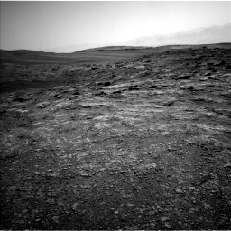 Nasa's Mars rover Curiosity acquired this image using its Left Navigation Camera on Sol 2466, at drive 1966, site number 76