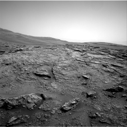 Nasa's Mars rover Curiosity acquired this image using its Right Navigation Camera on Sol 2466, at drive 1870, site number 76