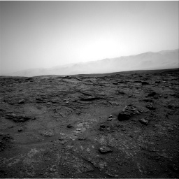 Nasa's Mars rover Curiosity acquired this image using its Right Navigation Camera on Sol 2466, at drive 1900, site number 76