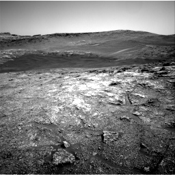 Nasa's Mars rover Curiosity acquired this image using its Right Navigation Camera on Sol 2466, at drive 1930, site number 76