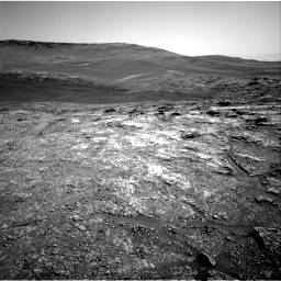 Nasa's Mars rover Curiosity acquired this image using its Right Navigation Camera on Sol 2466, at drive 1942, site number 76