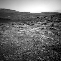 Nasa's Mars rover Curiosity acquired this image using its Right Navigation Camera on Sol 2466, at drive 1954, site number 76