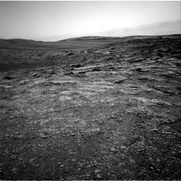 Nasa's Mars rover Curiosity acquired this image using its Right Navigation Camera on Sol 2466, at drive 1966, site number 76