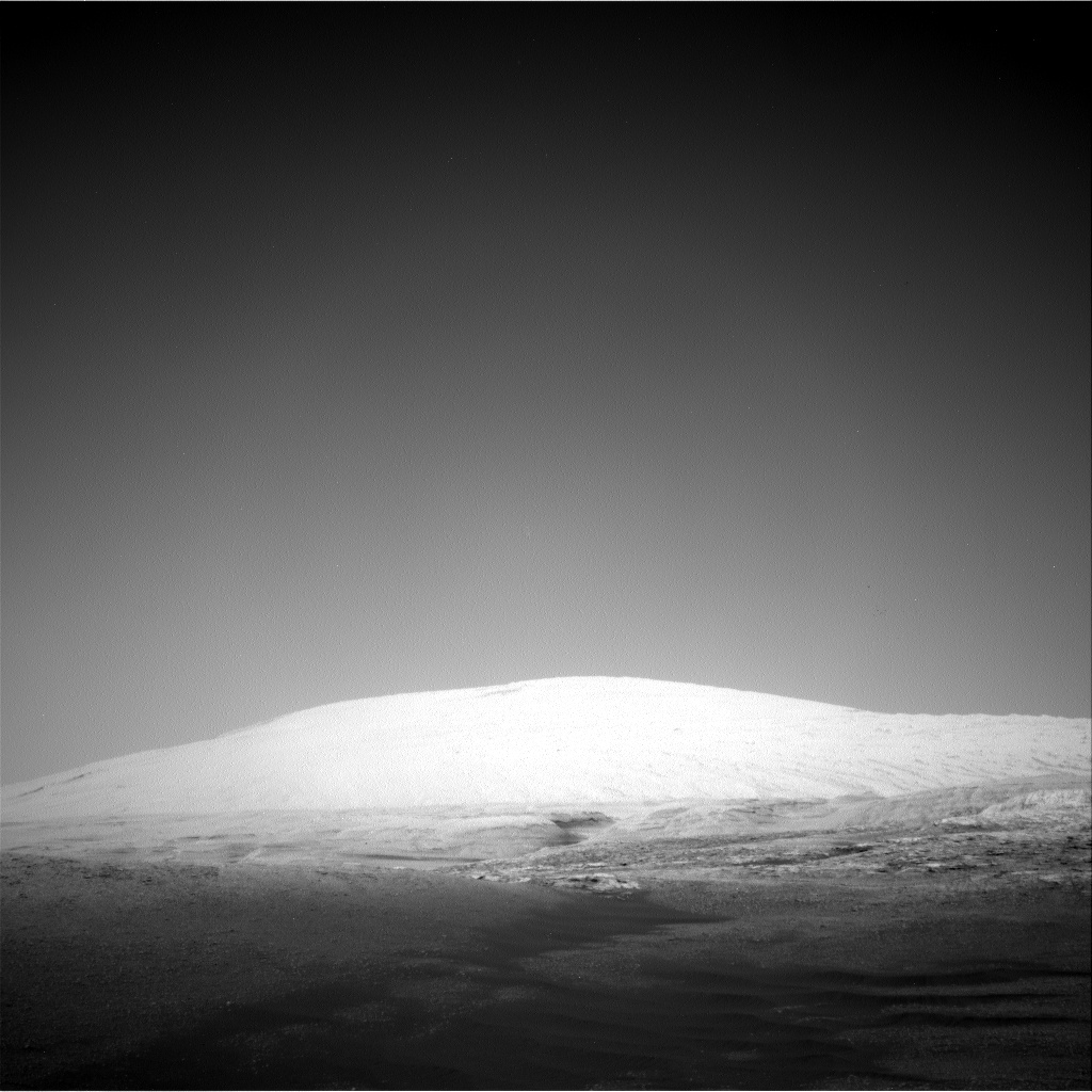 Nasa's Mars rover Curiosity acquired this image using its Right Navigation Camera on Sol 2467, at drive 2080, site number 76