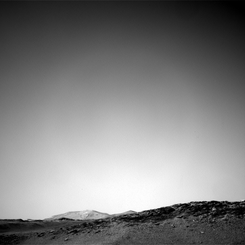 Nasa's Mars rover Curiosity acquired this image using its Right Navigation Camera on Sol 2468, at drive 2080, site number 76