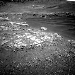 Nasa's Mars rover Curiosity acquired this image using its Right Navigation Camera on Sol 2468, at drive 2098, site number 76