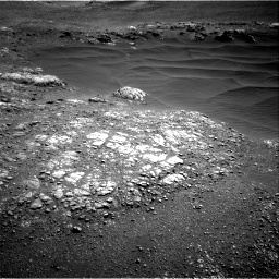Nasa's Mars rover Curiosity acquired this image using its Right Navigation Camera on Sol 2468, at drive 2110, site number 76