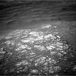 Nasa's Mars rover Curiosity acquired this image using its Right Navigation Camera on Sol 2468, at drive 2140, site number 76