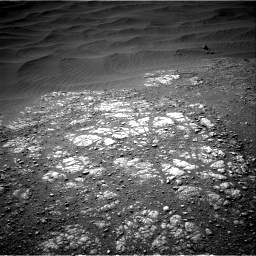 Nasa's Mars rover Curiosity acquired this image using its Right Navigation Camera on Sol 2468, at drive 2158, site number 76