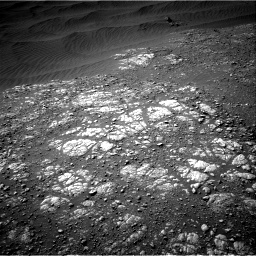 Nasa's Mars rover Curiosity acquired this image using its Right Navigation Camera on Sol 2468, at drive 2170, site number 76