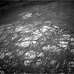 Nasa's Mars rover Curiosity acquired this image using its Right Navigation Camera on Sol 2468, at drive 2176, site number 76