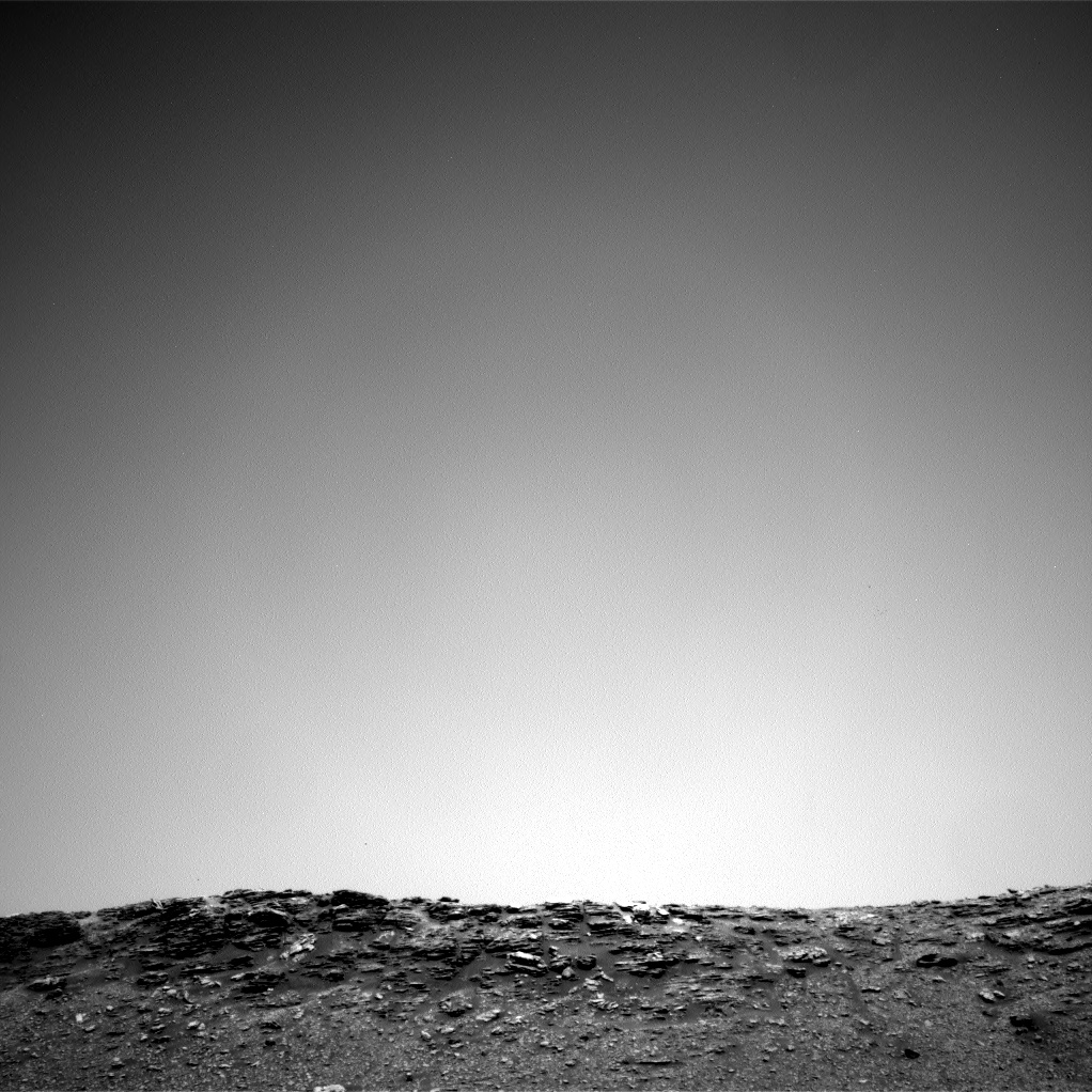 Nasa's Mars rover Curiosity acquired this image using its Right Navigation Camera on Sol 2469, at drive 2194, site number 76