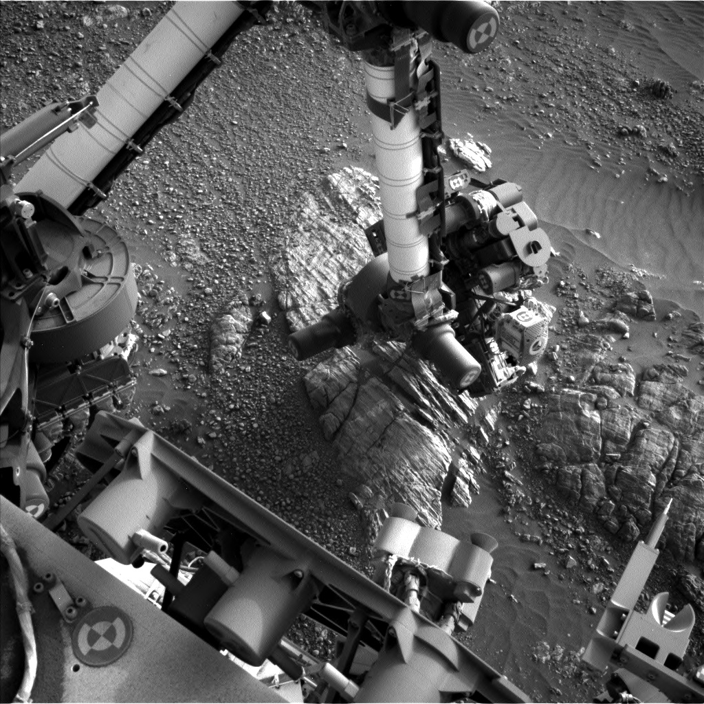 Sol 2472-2473: Additional Contact Science and a Soliday at Sandside Harbour