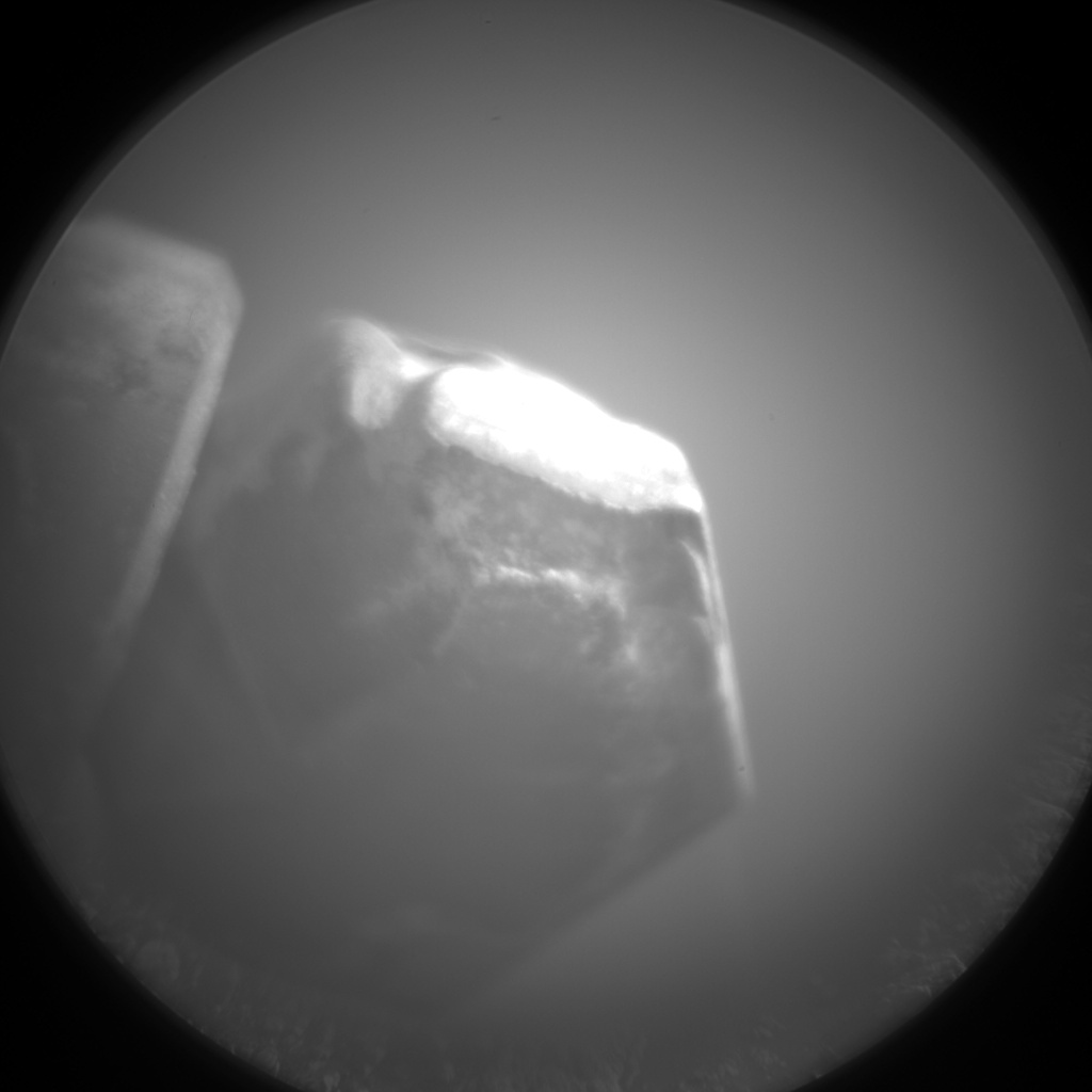 Nasa's Mars rover Curiosity acquired this image using its Chemistry & Camera (ChemCam) on Sol 2471, at drive 2194, site number 76