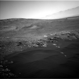 Nasa's Mars rover Curiosity acquired this image using its Left Navigation Camera on Sol 2473, at drive 2194, site number 76