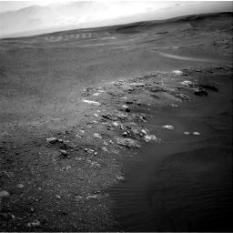 Nasa's Mars rover Curiosity acquired this image using its Right Navigation Camera on Sol 2473, at drive 2242, site number 76
